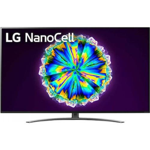 """Τηλεόραση LG NanoCell 49NANO866NA 49"""" Smart 4K TV"""