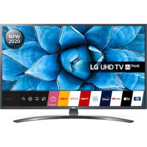 """Τηλεόραση LG 55UN74006LB 55"""" Smart 4K TV"""