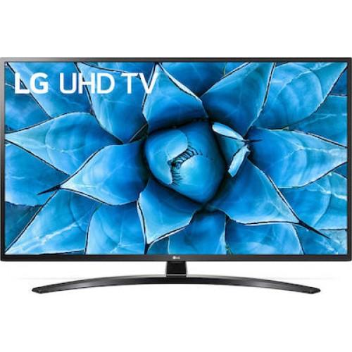 """Τηλεόραση LG 70UN74006LA Ultra HD Smart 70"""" LED"""