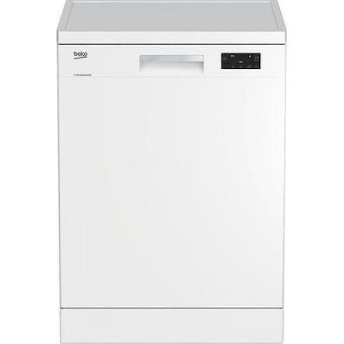 Πλυντήριο Πιάτων Beko DFN 16410 W
