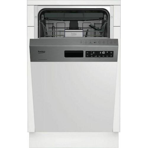 Εντοιχιζόμενο Πλυντήριο Πιάτων Beko DSS 28121 X 45cm