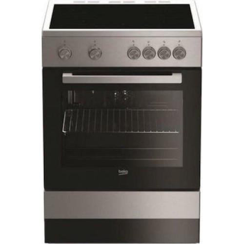Κεραμική Κουζίνα Beko FSM 67010GX