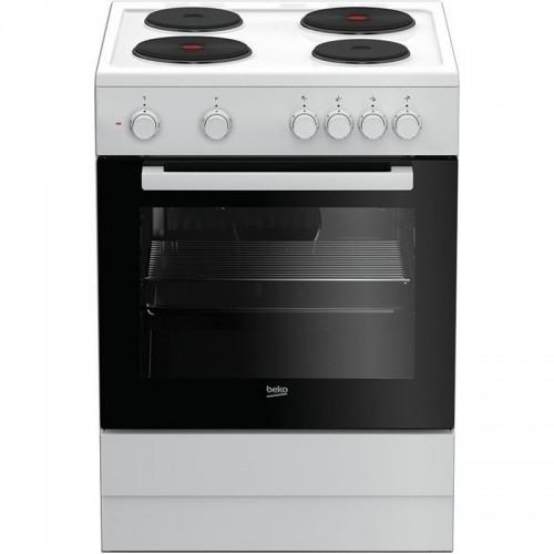 Κουζίνα Eμαγιέ Beko FSS 66003 GW
