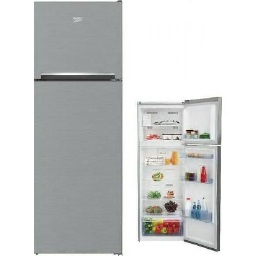 Ψυγείο Δίπορτο Beko RDNE 350K30XBN Inox
