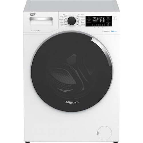 Πλυντήριο Ρούχων Beko WTE 9744 N Εμπρόσθιας Φορτωσης 60cm 9Kg A+++