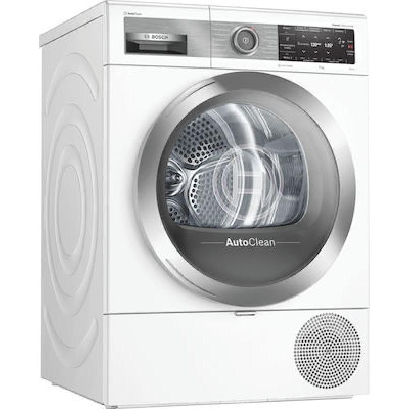Στεγνωτήριο Ρούχων Bosch με Αντλία Θερμότητας WTX87EH9GR 9Kg A+++