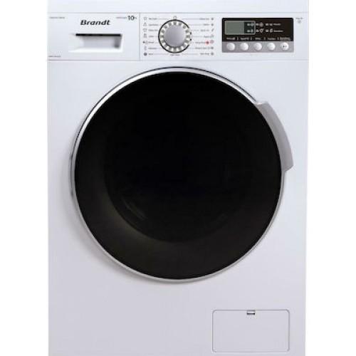 Πλυντήριο Ρούχων Brandt BWF104QLE 10kg 1400rpm A+++