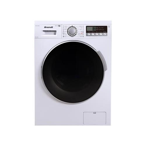 Πλυντήριο Ρούχων Brandt BWF124QLE 12kg 1400rpm A+++