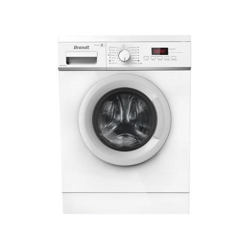 Πλυντήριο Ρούχων Brandt BWF842W 8kg 1400rpm A+++