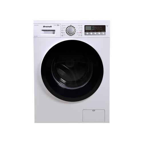 Πλυντήριο Ρούχων Brandt BWF944QWE 9kg 1400rpm A+++