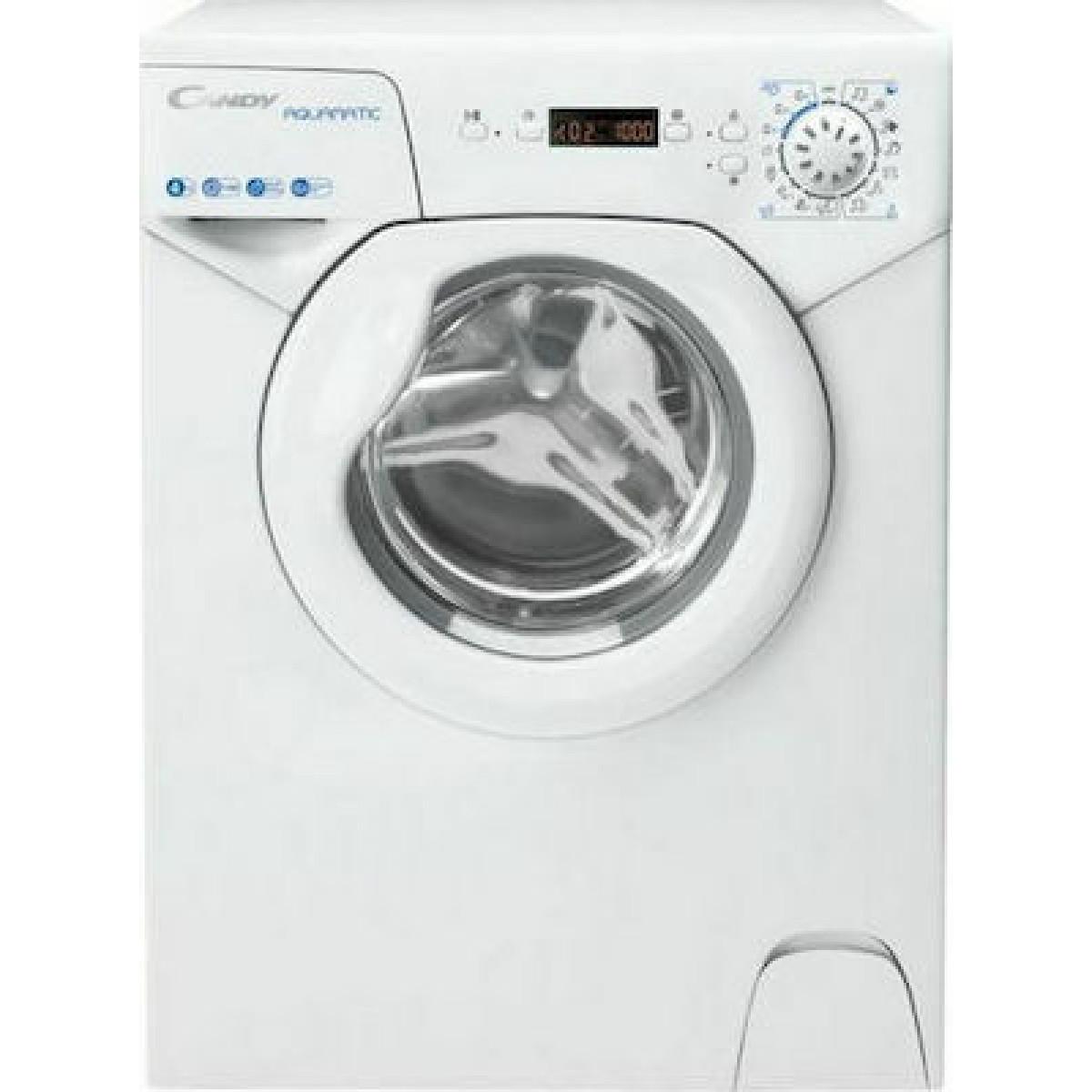Πλυντήριο Ρούχων Candy Aqua 1142DE/2-S 4kg  Πλυντήρια ρούχων