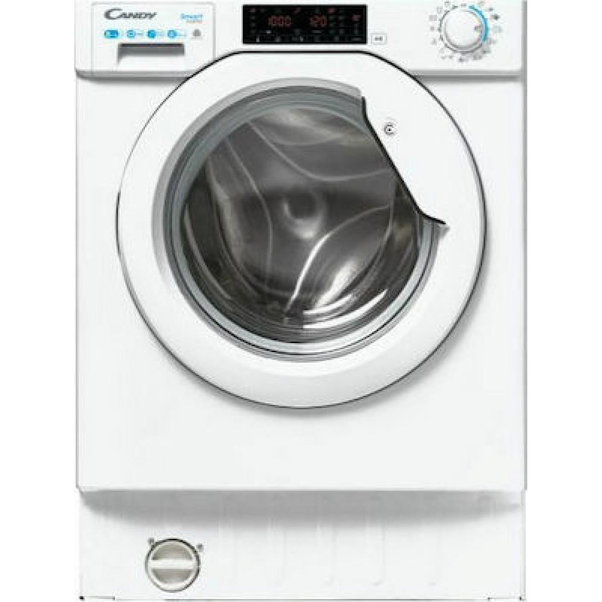 Εντοιχιζόμενο πλυντήριο στεγνωτήριο Candy CBD 485TWME/1-S Εντοιχιζόμενες Συσκευές