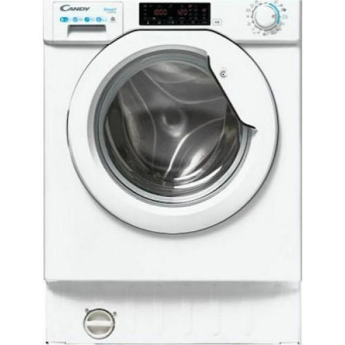 Εντοιχιζόμενο πλυντήριο στεγνωτήριο Candy CBD 485TWME/1-S