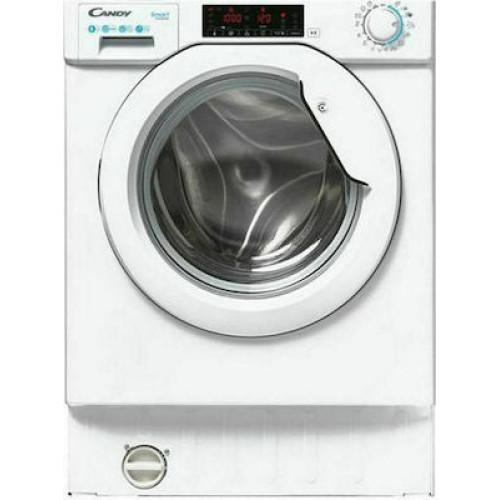 Πλυντήριο Ρούχων Εντοιχιζόμενο CANDY CBW 48TWME-S Α+++