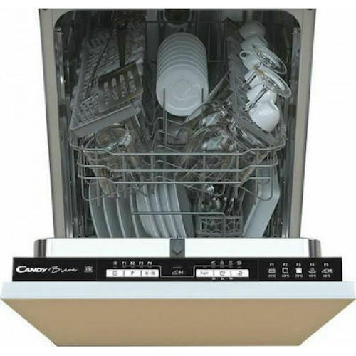 Εντοιχιζόμενο Πλυντήριο Πιάτων Candy CDIH 2L1047 45cm
