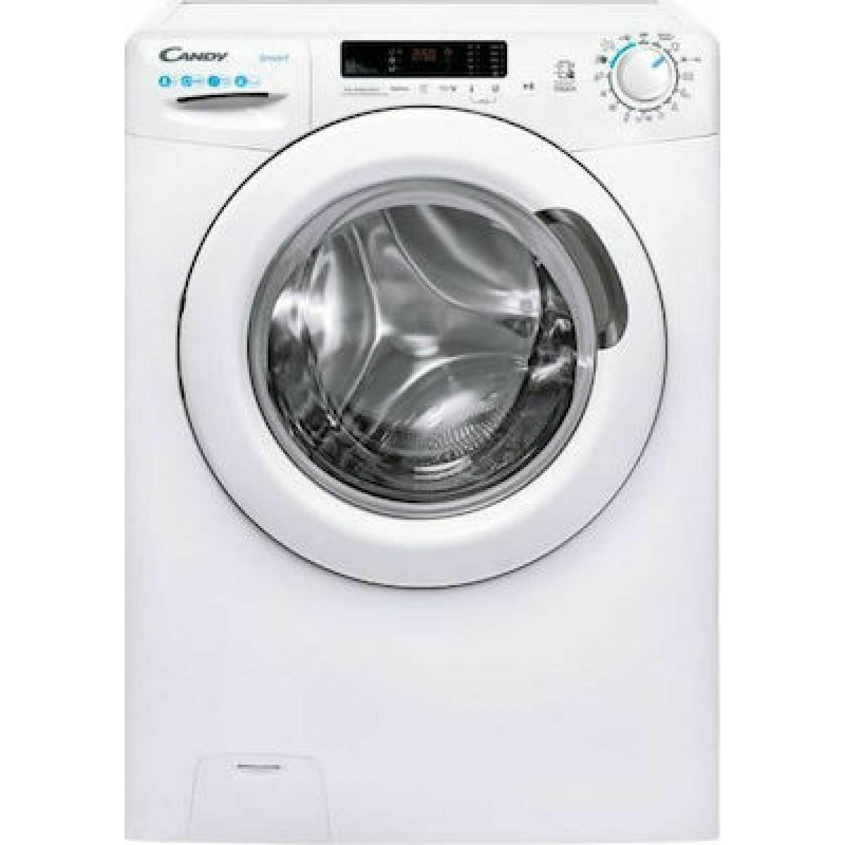 Πλυντήριο Ρούχων Candy CS 1482DΕ/1-S 8Kg Α+++ Πλυντήρια ρούχων