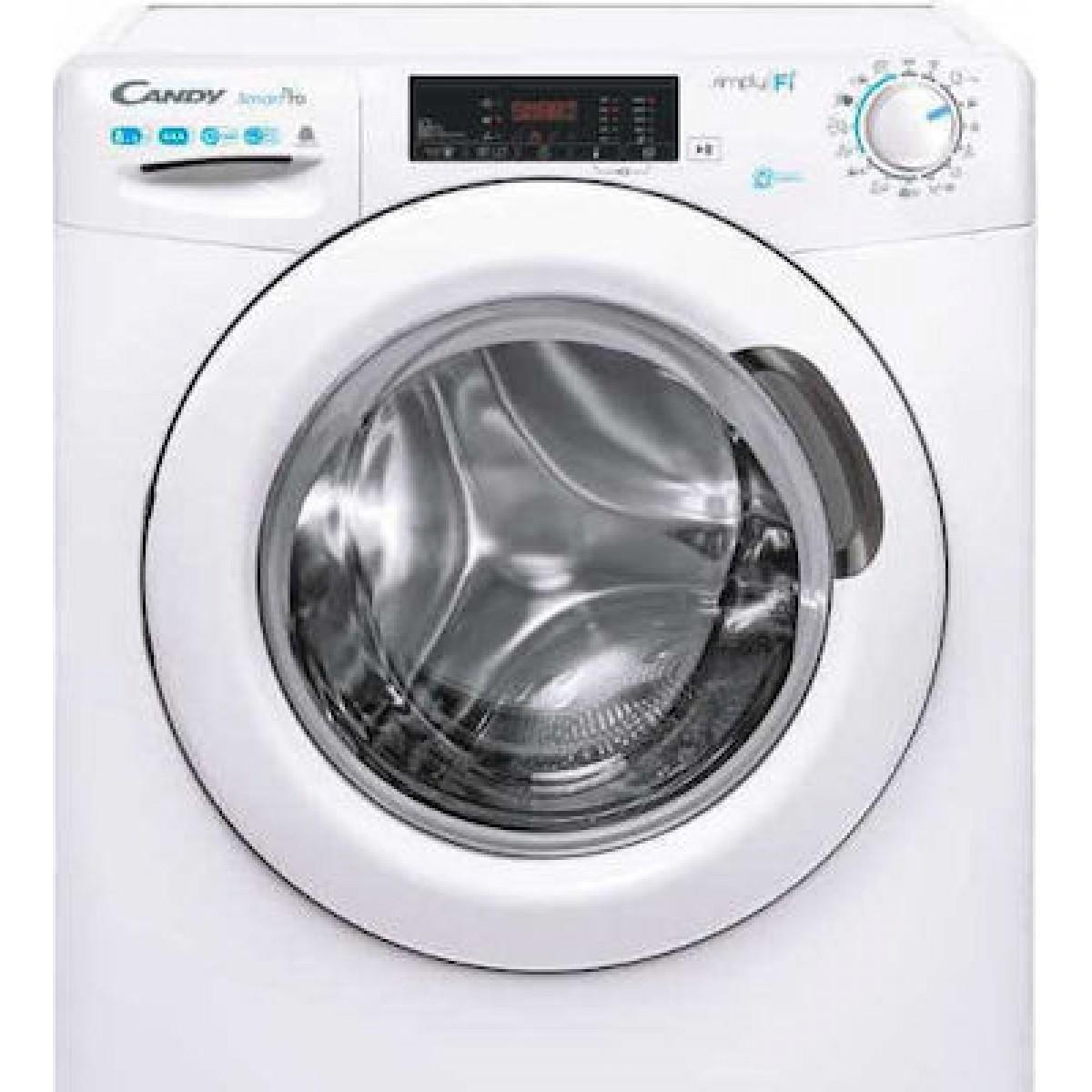 Πλυντήριο Στεγνωτήριο Candy CSOW 4855T1-S Πλυντήρια-Στεγνωτήρια