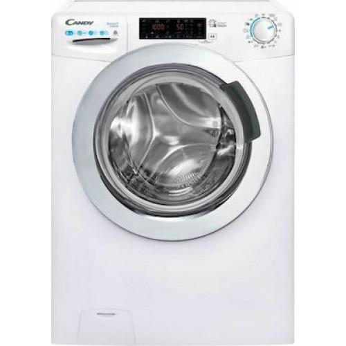 Πλυντήριο-Στεγνωτήριο Ρούχων Candy CSWS 485TWMCE/1-S 8kg/5kg Ατμού 1400 Στροφές