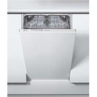 Εντοιχιζόμενο Πλυντήριο Πιάτων Indesit DSIE 2B19 45cm
