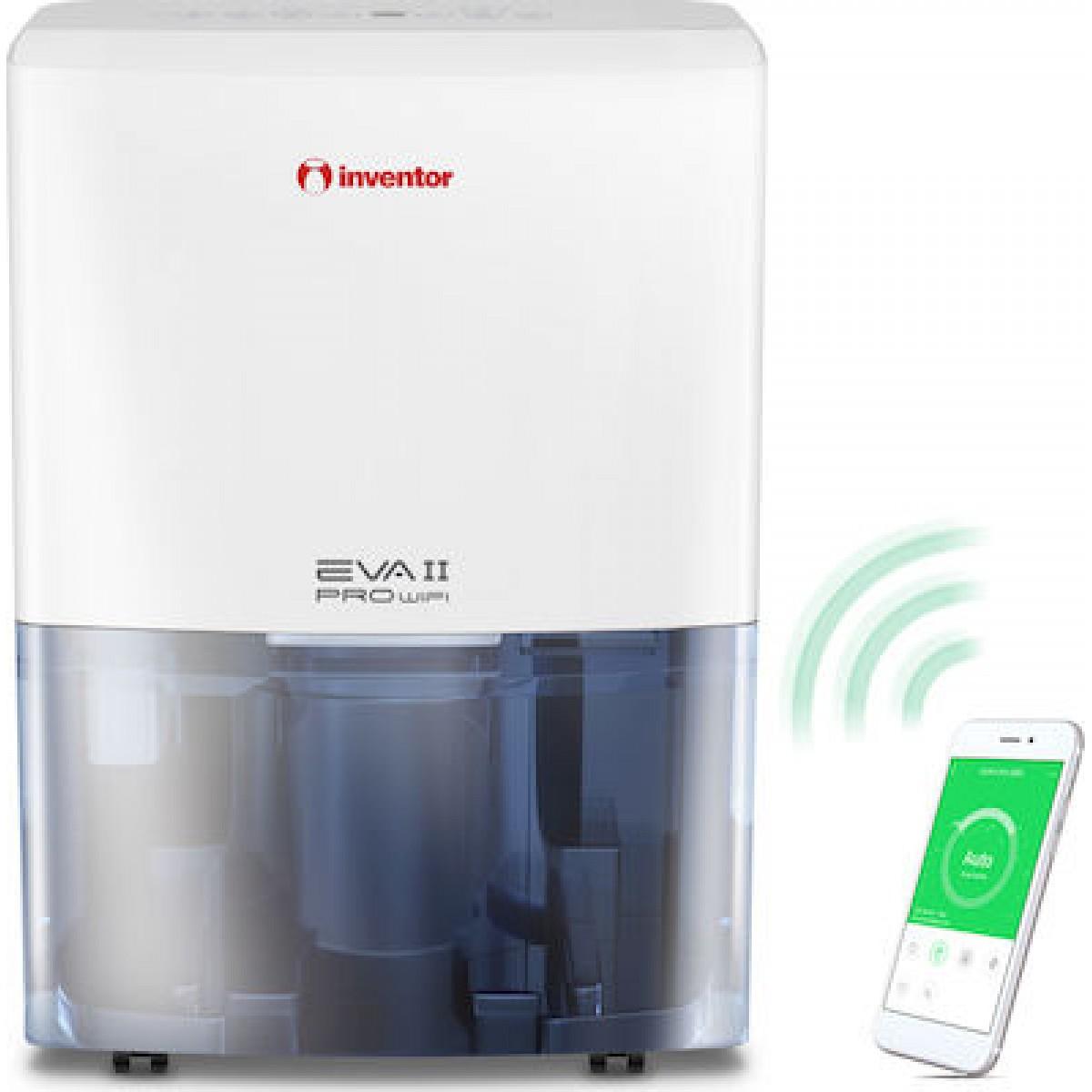 Αφυγραντήρας Inventor EVA II PROwifi EP3-WiFi20L Συσκευές Αφύγρανσης