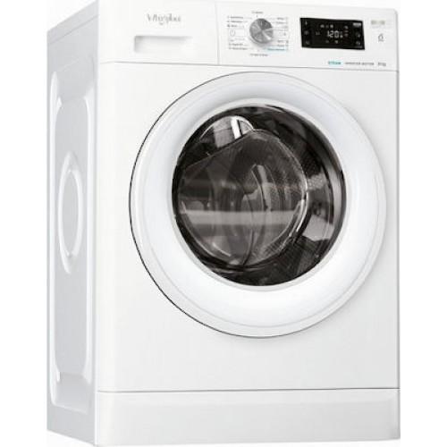 Πλυντήριο Ρούχων Whirlpool FFB 8248 WV EE Με Ατμό 8kg A+++