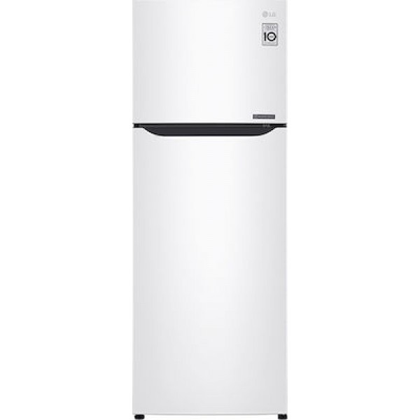 Ψυγείο Δίπορτο LG GTB382SHCZD No Frost A++
