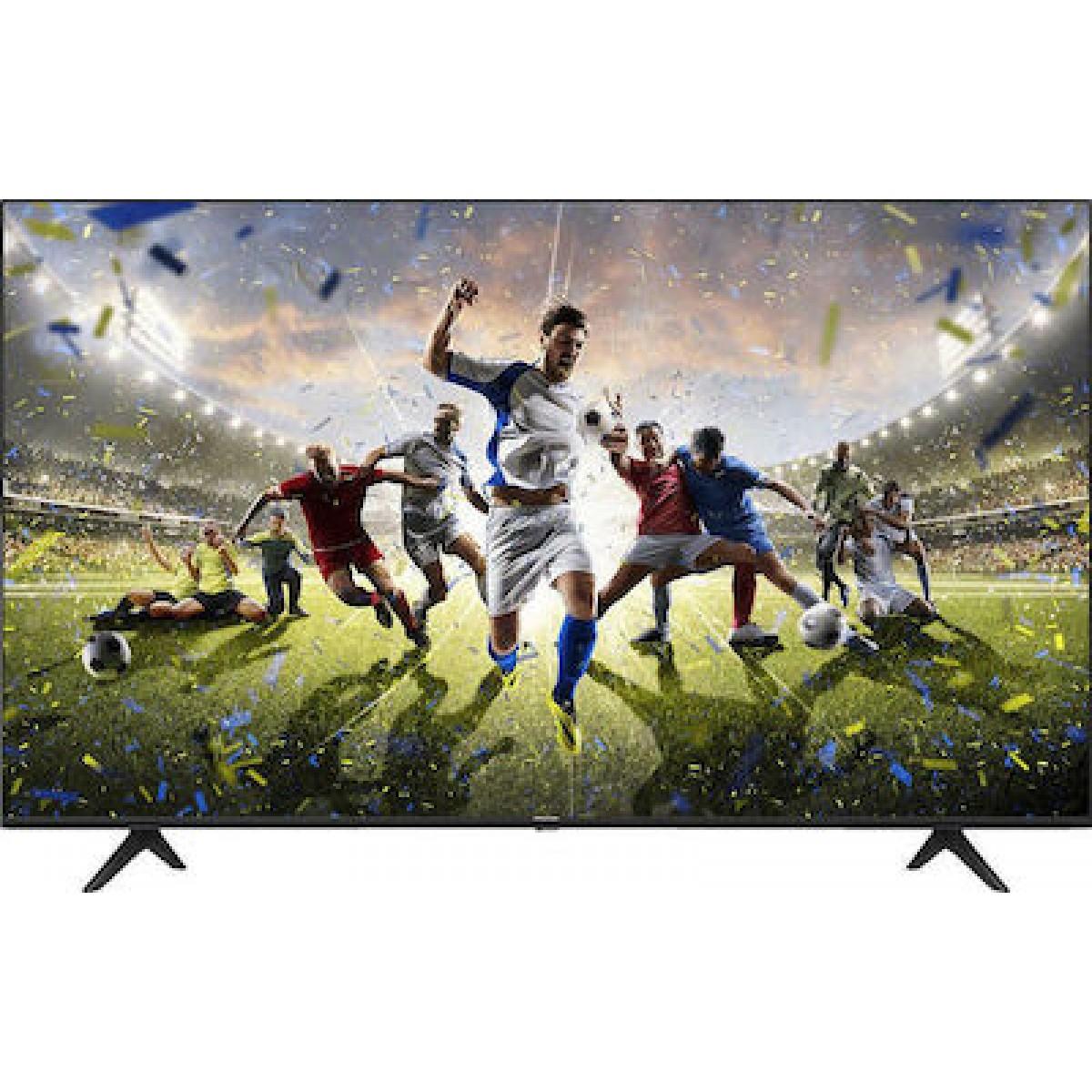 Τηλεόραση Hisense 43A7100F Smart 4K UHD 43'' Τηλεοράσεις