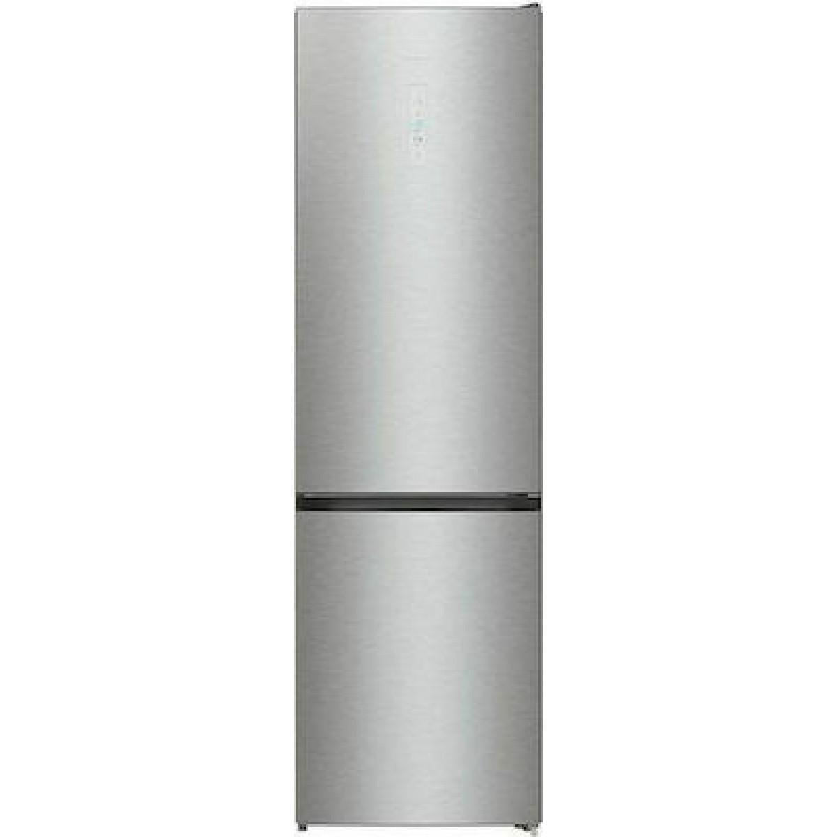 Ψυγειοκαταψύκτης Hisense RB434N4BC2 334lt A++ Total No Frost Inox Ψυγειοκαταψύκτες