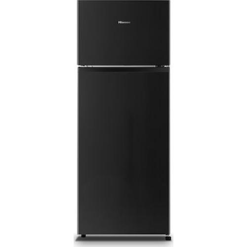 Ψυγείο Δίπορτο Hisense RT267D4ABF Μαύρο A+