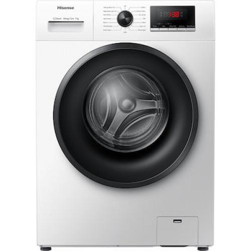 Πλυντήριο Ρούχων Ατμού Hisense WFPV7012 EM 7kg A+++