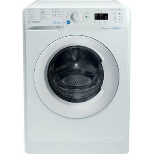 Πλυντήριο-Στεγνωτήριο Indesit BDA 761483X W EE N