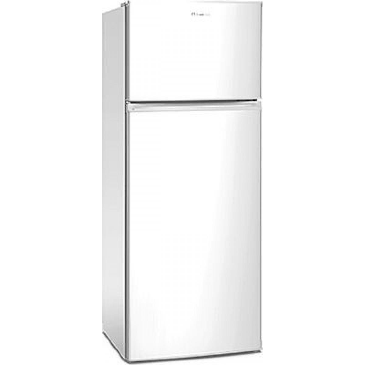 Ψυγείο Δίπορτο INVENTOR DP1440W Λευκό (204lt) Ψυγεία δίπορτα