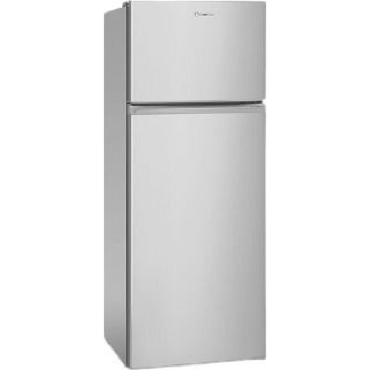 Ψυγείο Δίπορτο INVENTOR DP1442S Inox Ψυγεία δίπορτα