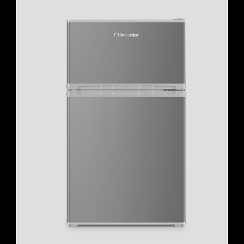 Ψυγείο Δίπορτο Inventor DPC850LS 85lt