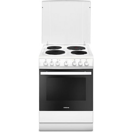 Κουζίνα ηλεκτρική Izola ZL6020-231 Εμαγιέ