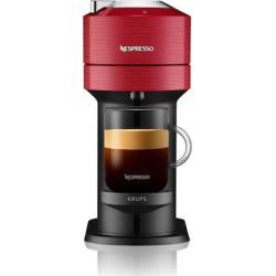 Μηχανή Nespresso Krups XN9105S Vertuo Next Cherry Red (ΔΩΡΟ 12 κάψουλες) Καφετιέρες