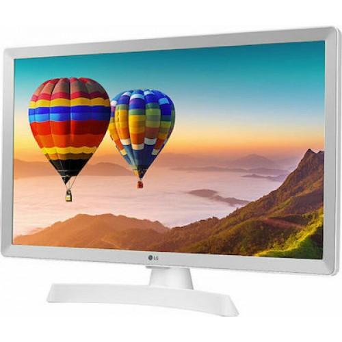 Monitor-Τηλεόραση LG 24TN510S-WZ Smart TV Λευκή