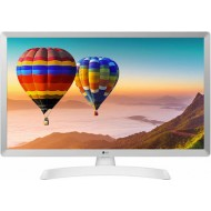 Monitor-Τηλεόραση LG 28TN515SWZ HD Ready LED WiFi Λευκό TV