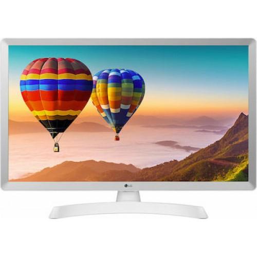 Monitor-Τηλεόραση LG 28TN515SWZ HD Ready LED WiFi Λευκό TV