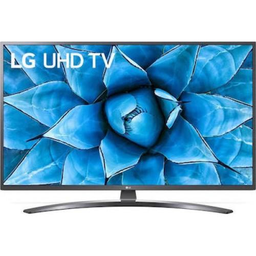 Τηλεόραση LG 43UN74006LB Smart TV 4K UHD 43''