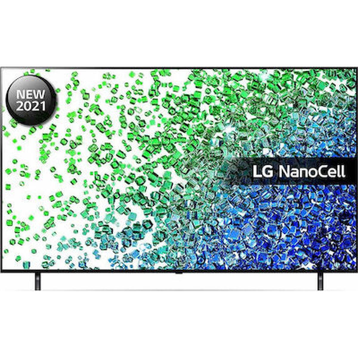 """Τηλεόραση LG 50NANO806PA 50"""" SMART 4K Τηλεοράσεις"""