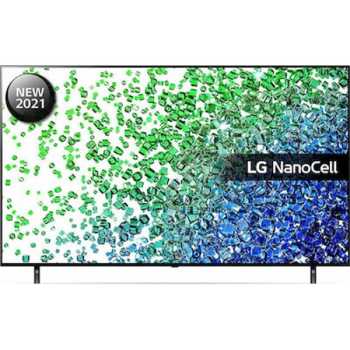 """Τηλεόραση LG 50NANO806PA 50"""" SMART 4K"""