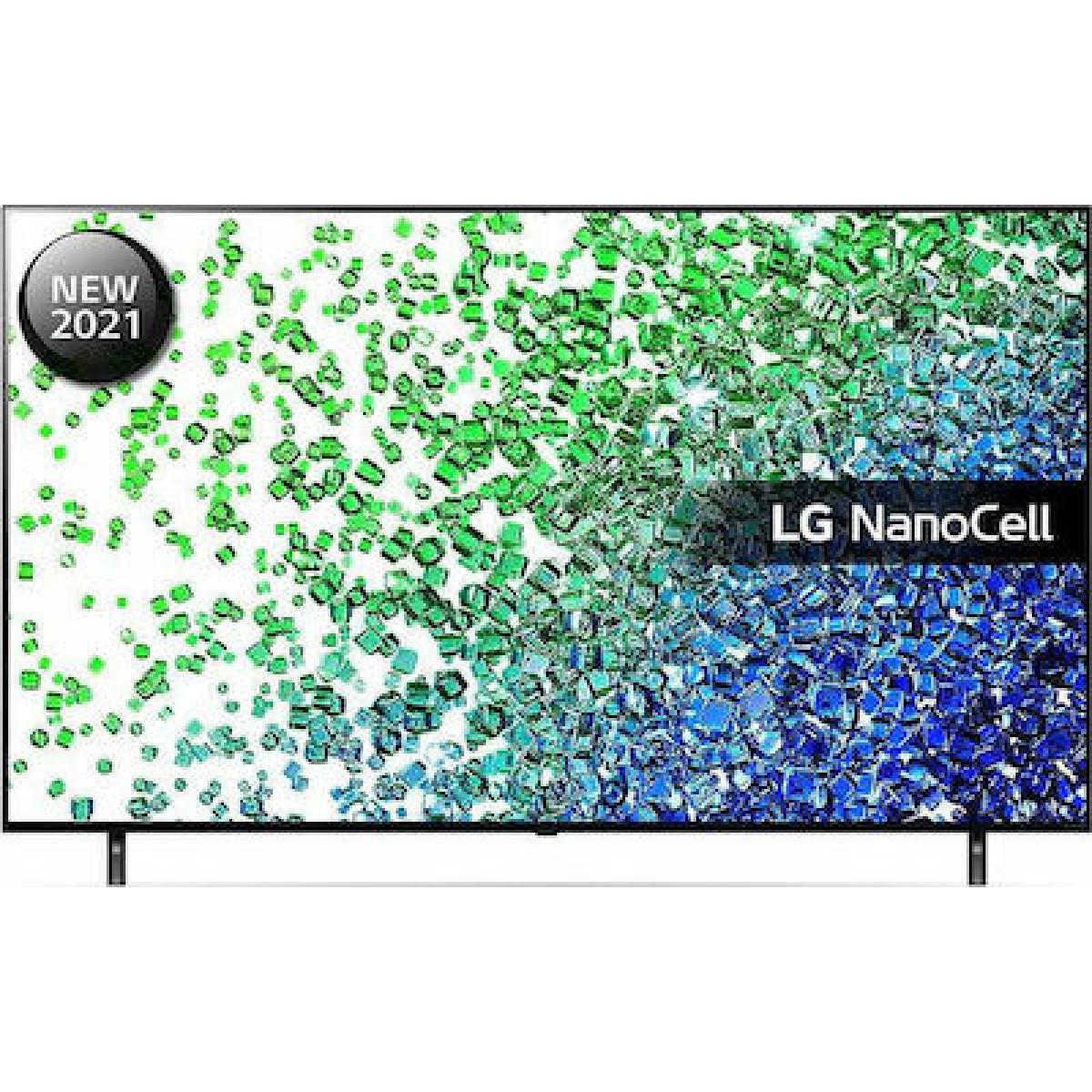 Τηλεόραση LG 55NANO806PA 4K UHD Smart Nanocell LED  Τηλεοράσεις