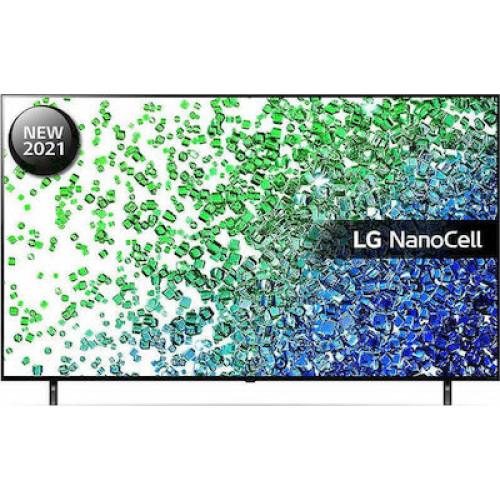 Τηλεόραση LG 55NANO806PA 4K UHD Smart Nanocell LED