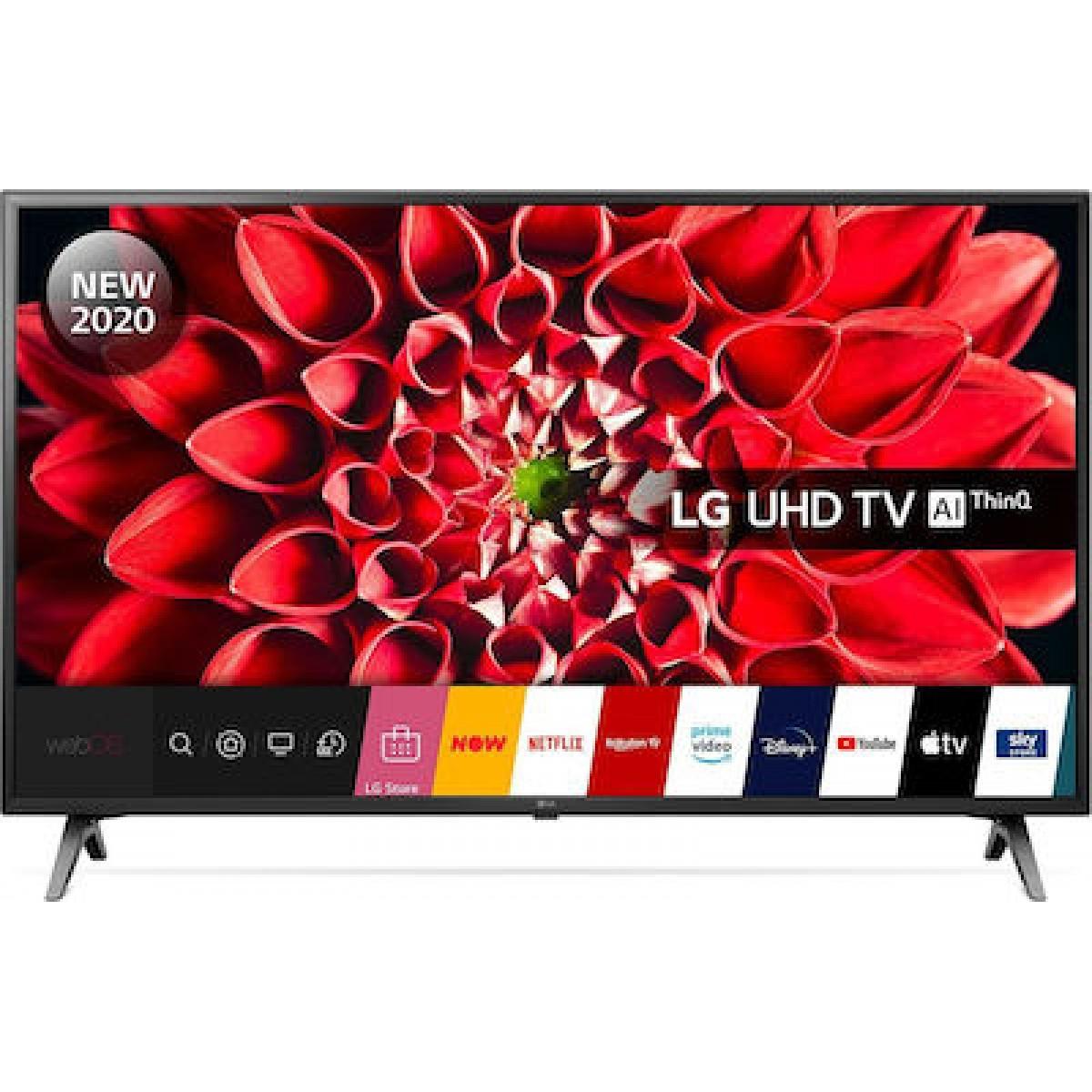 Τηλεόραση LG 55UN71006LB Smart TV 4K UHD 55'' Τηλεοράσεις