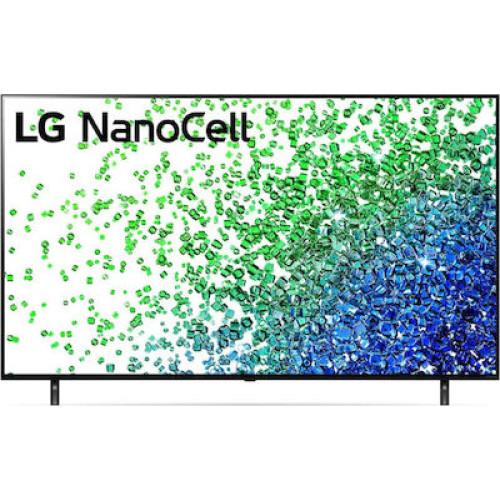 """Τηλεόραση LG 65NANO806PA 65"""" SMART 4K"""