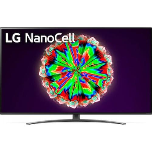 Τηλεόραση LG 65NANO816NA Nanocell Smart TV 4K UHD 65''