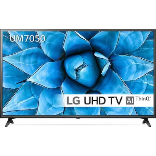 """Τηλεόραση LG 75UM7050PLA TV 4K UHD Smart 75"""""""
