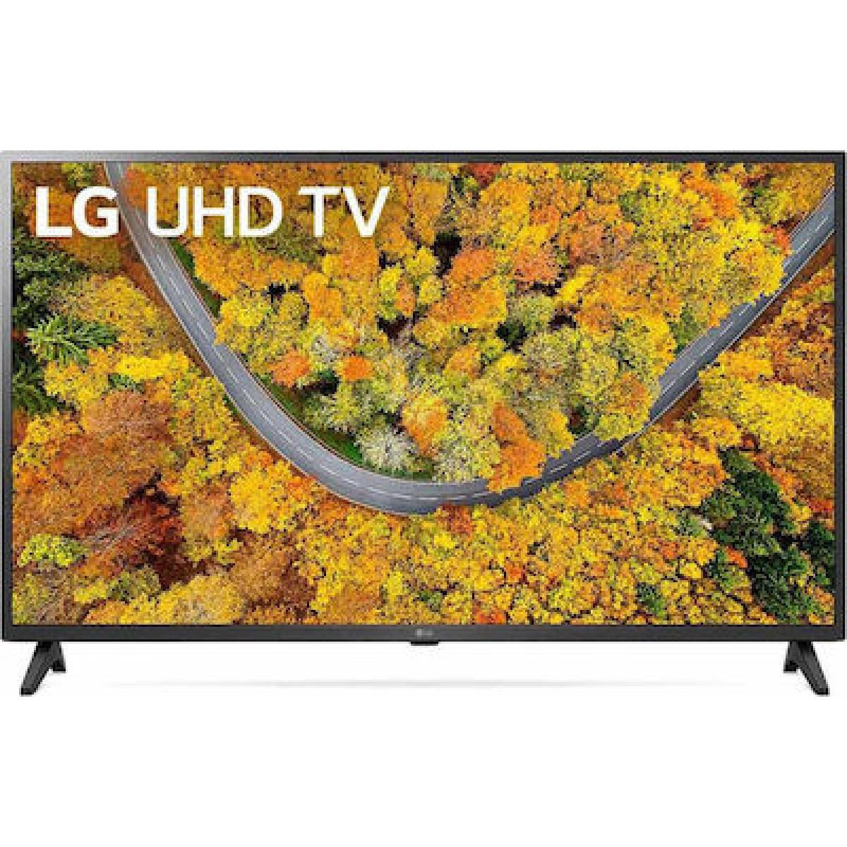 """Τηλεόραση LG 75UP75006LF SMART 4K UHD 75"""" Τηλεοράσεις"""