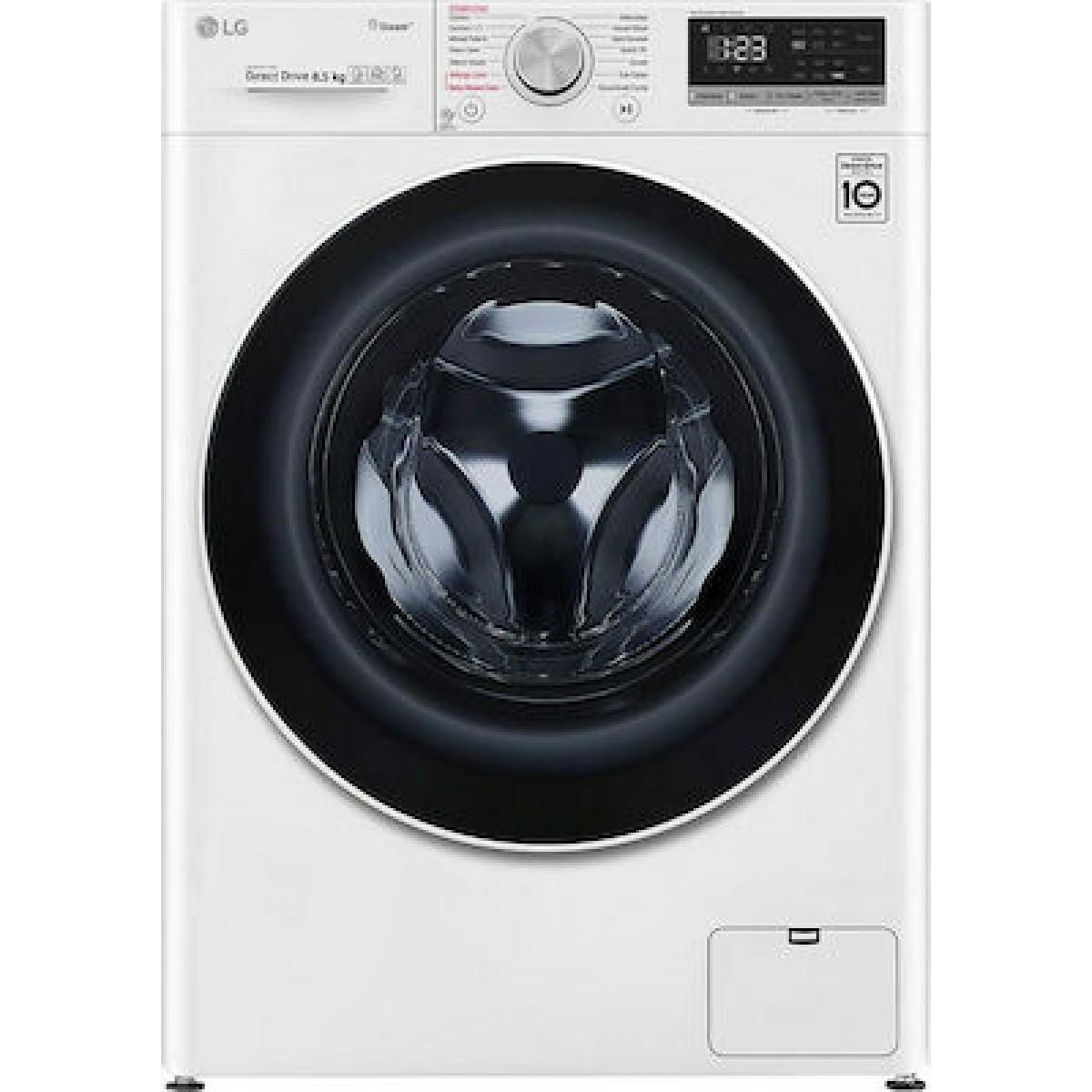 Πλυντήριο Ρούχων LG F2WV5S8S0E Slim - 8,5Kg 60cm  Πλυντήρια ρούχων